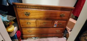 5 drawers chest | Real wood for Sale in Torrance, CA