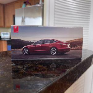 Tesla Model 3 Replica Rare Diecast Exclusive - Toy Car - Still in Box for Sale in Arlington, VA