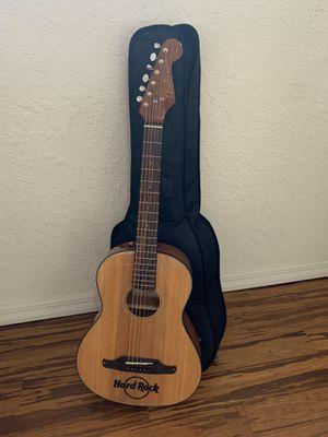 Fender Sonogram Acoustic Guitar//Hard Rock for Sale in Miami, FL