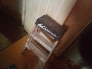 3ft step ladder for Sale in San Antonio, TX