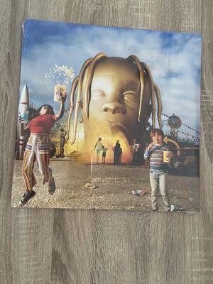 Travis Scott Astroworld Vinyl Record for Sale in Miami, FL