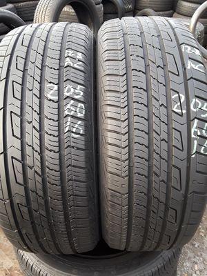 205/60-16 #2 tires for Sale in Alexandria, VA
