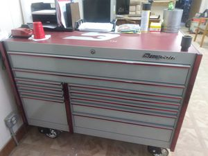 Snap-on tool box.Master Series. for Sale in Silver Spring, MD