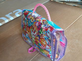 Shopkins Characters And Carrying Bag for Sale in Portland,  OR