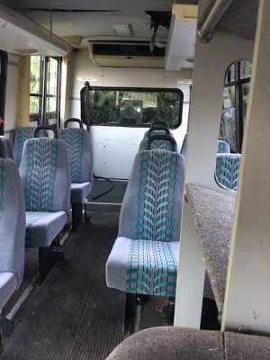 Ford f450 bus diesel for Sale in Wadsworth, IL