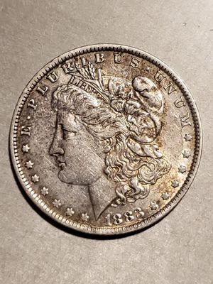 1883-O Morgan Silver Dollar for Sale in Portland, OR