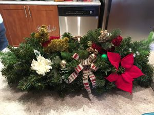 Custom Christmas center piece for Sale in Cary, NC