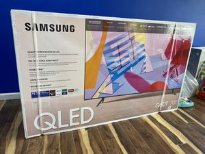 70in Samsung QLED 4K tv (Brand New) for Sale in Lithonia, GA