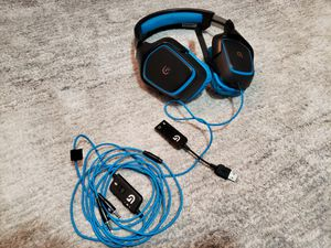 Logitech G430 Wired Headset for Sale in Johnson City, TN