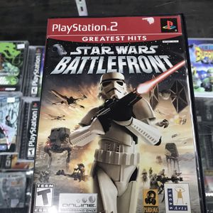 Star Wars Battlefront Ps2 $20 Gamehogs 11am-7pm for Sale in Commerce, CA