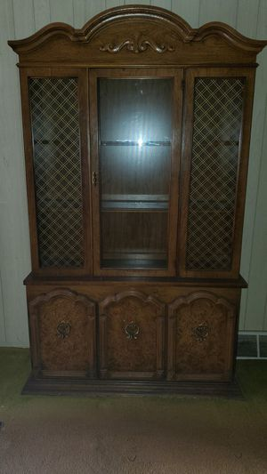 Antique China Cabinet for Sale in Pittsburgh, PA