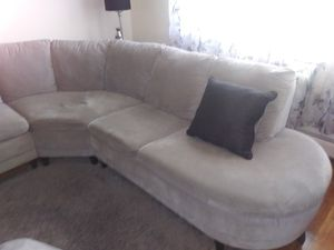 Sectional couch for Sale in Bordentown, NJ