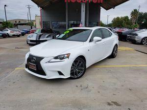 2016 Lexus IS 300 for Sale in Houston, TX