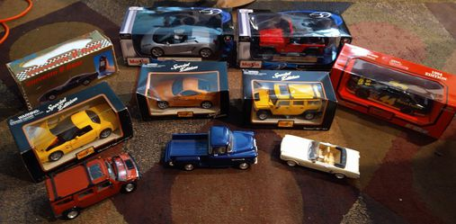Collectible Model Cars for Sale in San Angelo,  TX