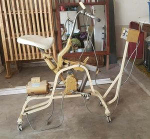 Vintage Gold Exercycle! for Sale in Midland, TX