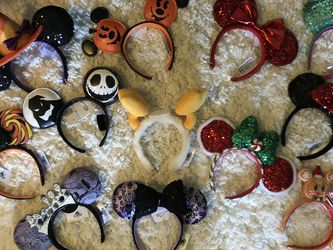 Disneyland Parks $20 Each New Minnie Mouse Ears for Sale in Baldwin Park,  CA