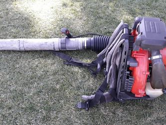 Huskvarna 580 BTS Leaf Blower Used Works Great for Sale in Whittier,  CA