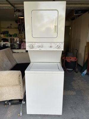 Kenmore Electric Dryer/Washer Stackable for Sale in Mission Viejo, CA