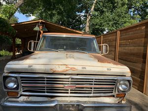 1969 Ford F-100 Ranger for Sale in Dallas, TX