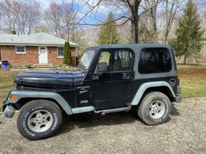 Jeep Wrangler tj parts for Sale in Freehold, NJ