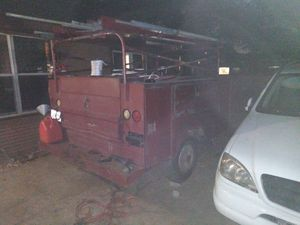 Tool (work) trailer for Sale in Irving, TX