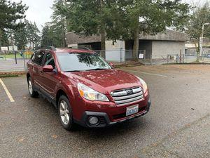 2014 Subaru Outback all wheel drive for Sale in Auburn, WA