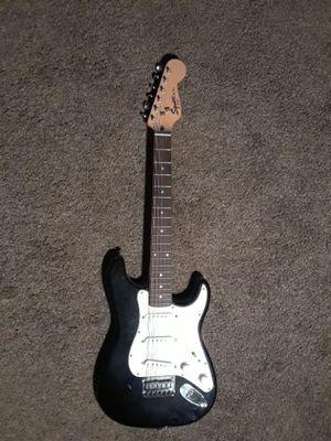 Fender Squirt MINI Guitar. Black for Sale in Naugatuck, CT