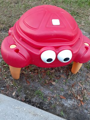 Crab sand box for Sale in Winter Haven, FL