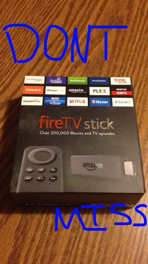Fire TV Stick (Fixed mod) for Sale in Cleveland, OH