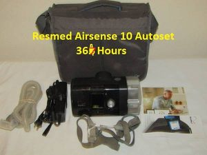 Resmed Airsense 10 Autoset CPAP Machine 10 - Only 367 Hours. for Sale in Jacksonville, FL