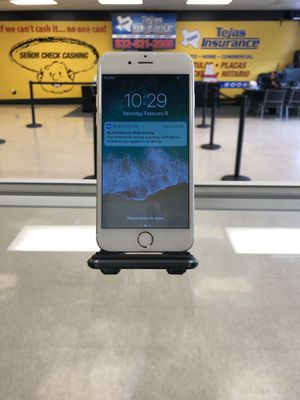 Iphone 6 Unlocked for Sale in Houston, TX