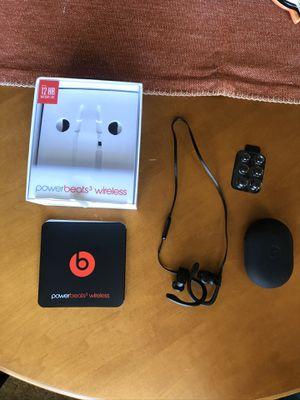 Like new BEAST WIRELESS 3 / wireless headphones for Sale in Palm Harbor, FL