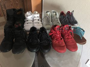 NAME BRAND SNEAKERS for Sale in Winter Haven, FL
