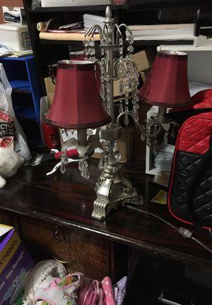 Replica of antique lamp for Sale in Columbus, OH