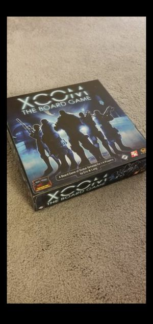 XCOM the Board Game (Brand New) for Sale in Lynnwood, WA