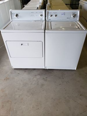 GREAT WASHER AND DRYER 425 .00 W/90 DAY WARRANTY 16580 HWY 27 LAKE WALES 3 MILES S OF HWY 60 for Sale in Lake Wales, FL