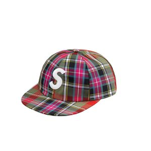Supreme / Goretex S Logo 6 Panel Plaid (Brand New with Tags) for Sale in Los Angeles, CA