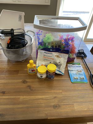Betta Fish Kit for Sale in San Diego, CA