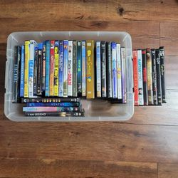 34 DVD Sets for Sale in Fullerton,  CA