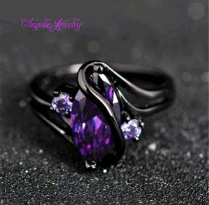 Marquise Amethyst Ring for Sale in Frederick, MD