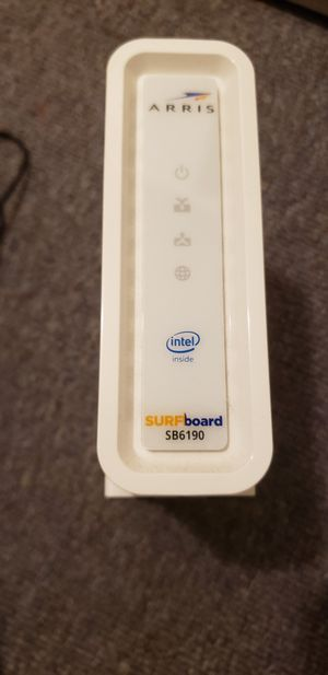 arris cable modem for comcast for Sale in Valley Home, CA