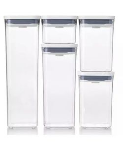 Oxo Good Grips 5 Piece POP Container Set for Sale in Miami,  FL