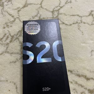 Like New! Factory Unlocked! Samsung Galaxy S20+ 5G for Sale in Queens, NY