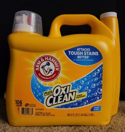 185.5 Oz Arm And Hammer Detergent 3x28 for Sale in Glendora,  CA