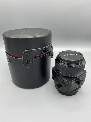 Canon 90mm tilt-shift lens for Sale in Los Angeles, CA