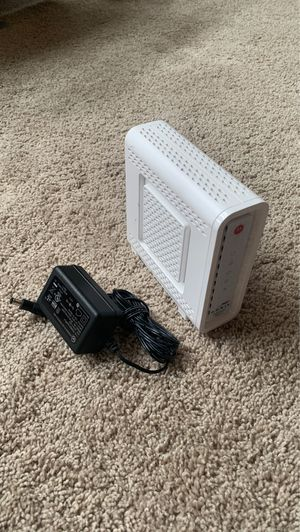 Arris SB6141 Cable Modem (Comcast) DOCSIS 2.0 for Sale in Portland, OR