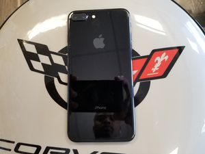 Unlocked Jet iPhone 7 Plus 256 GB for Sale in Port St. Lucie, FL