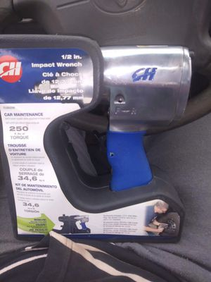 """Campbell Hausfeld 1/2"""" Impact Wrench for Sale in Philadelphia, PA"""