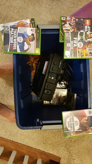 xbox and games for Sale in Mint Hill, NC