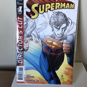 DC Comic Book: Superman #1 Directors Cut for Sale in San Pablo, CA